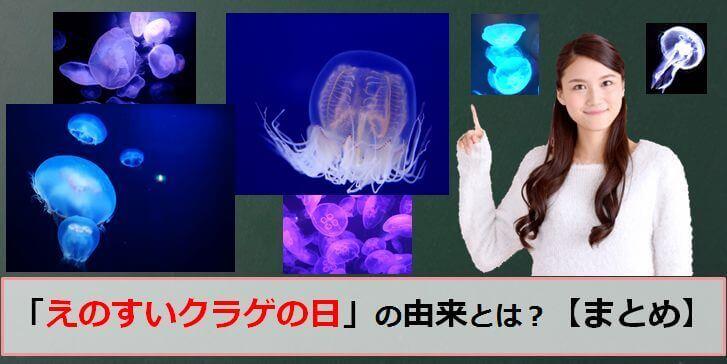 えのすいクラゲの日のアイキャッチ画像